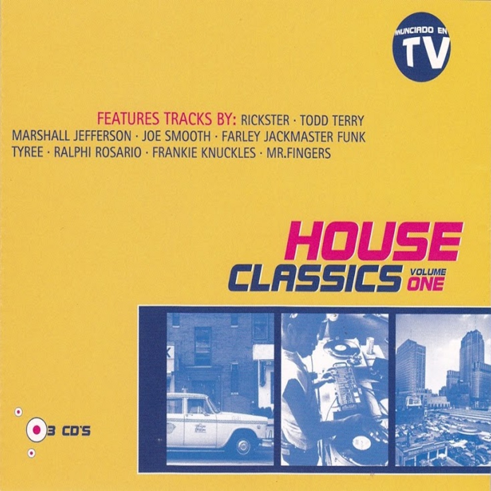 House Classics Volume One