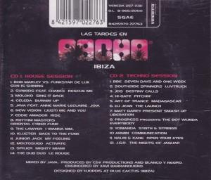 Las Tardes En Pacha Ibiza 2000 Vendetta Records Blanco Y Negro Music