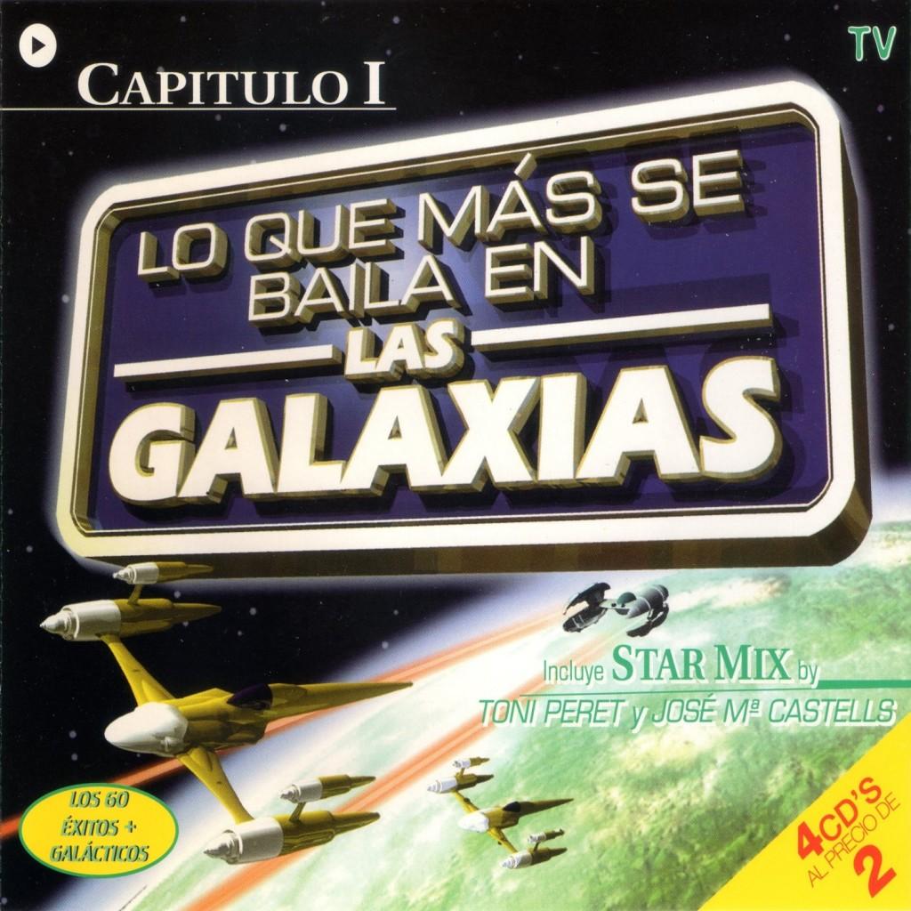 Lo Que Más Se Baila En Las Galaxias: Capitulo I