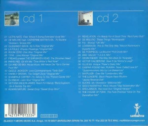 Privilege Ibiza 1997 Vendetta Records Blanco Y Negro Music