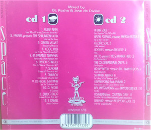 Space Ibiza Dance 1997 Vendetta Records Blanco Y Negro Music