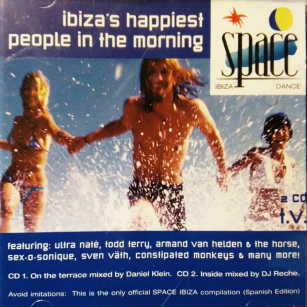 Space: Ibiza Dance – Ibiza's Happiest People In The Morning 1998