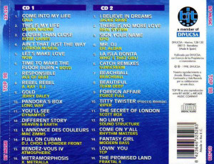 Top 98 Bit Music 1998