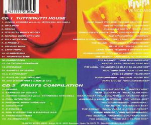 Vendetta House Fruits 1996 Vendetta Records Blanco Y Negro