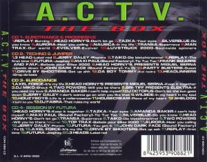 ACTV The Box 2000 Contraseña Records