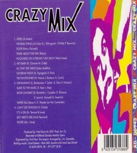 Crazy Mix 1994 Alfa Delta