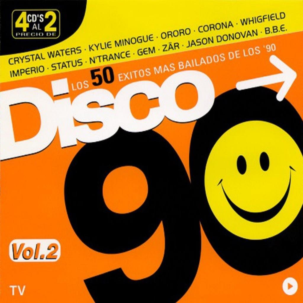 Disco 90 Vol. 2 (1999)