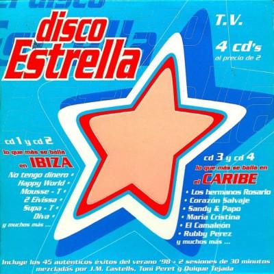 Disco Estrella Vol. 1