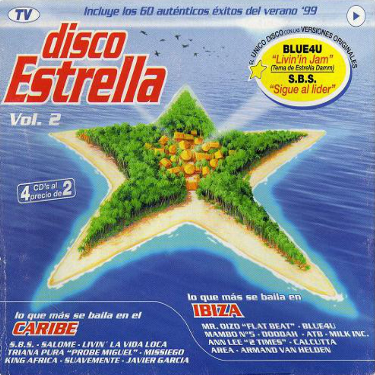 Disco Estrella Vol. 2