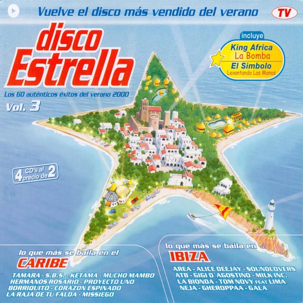 Disco Estrella Vol. 3