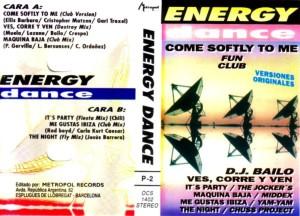 Energy Dance 1994 - Metropol Records