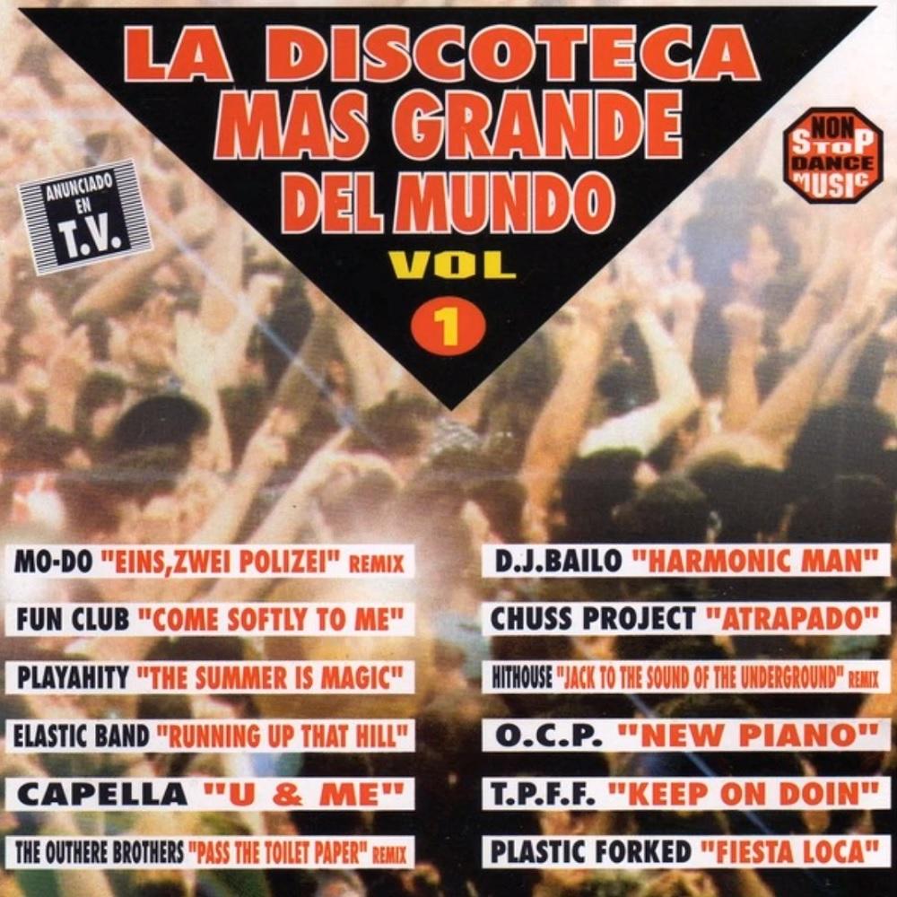 La Discoteca Más Grande Del Mundo Vol. 1