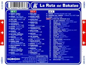 La Ruta Del Bakalao 1999 Vale Music