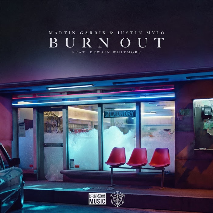 Martin Garrix And Justin Mylo Feat. Dewain Whitmore – Burn Out