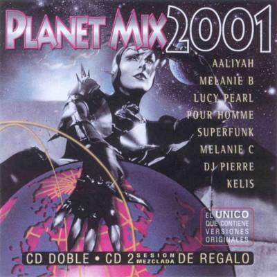 Planet Mix 2001