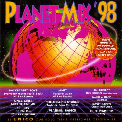 Planet Mix '98