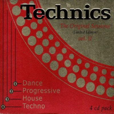 Technics The Original Sessions Vol. 2