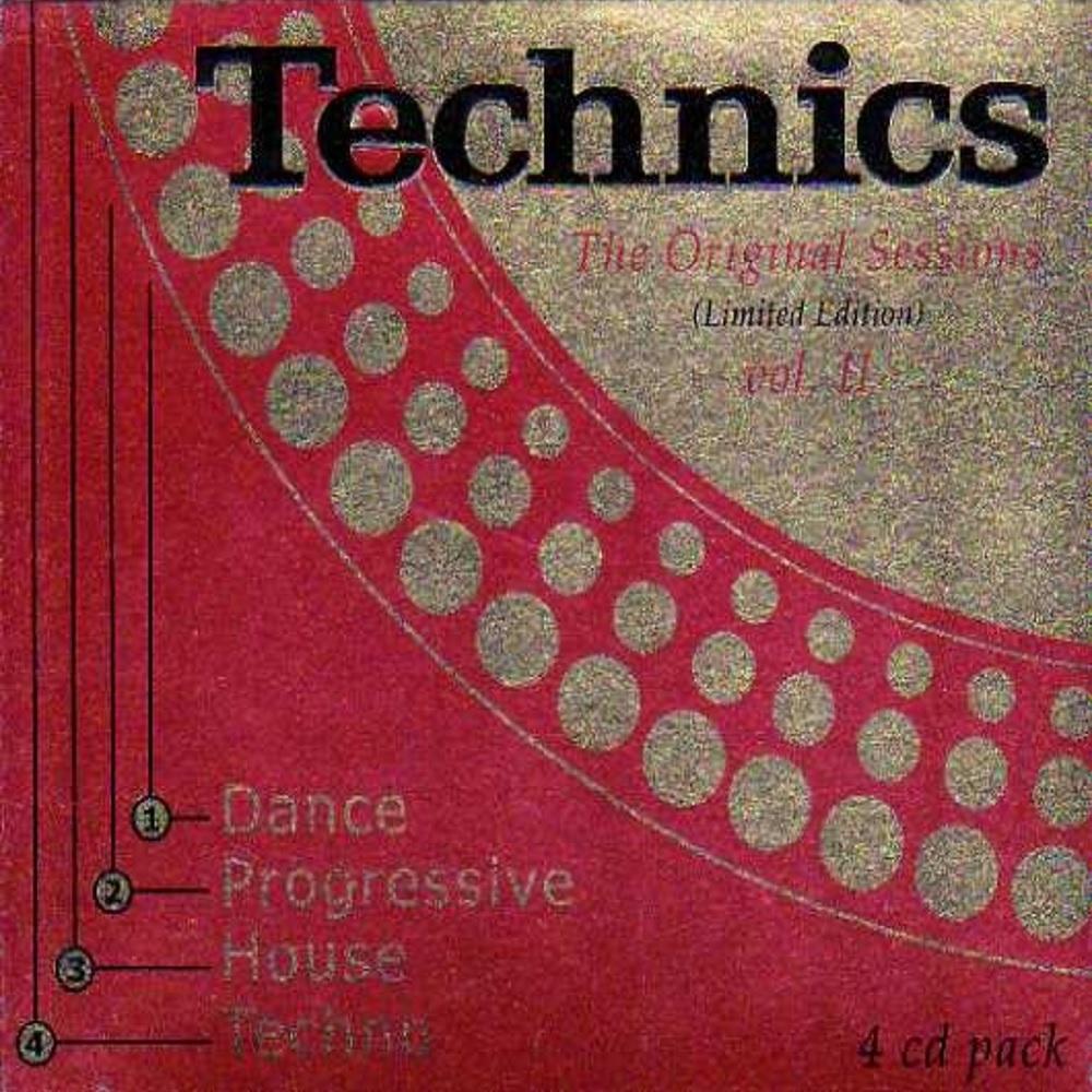 Technics The Original Sessions Vol. 2