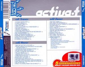 Activa-T 2000 Tempo Music