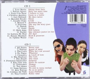 Al Salir De Clase Presenta Chicas 2000 Album Recopilatorio
