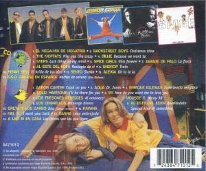 Disco MegaTrix 1998 Virgin Records