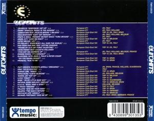 EuroHits 1999 Tempo Music