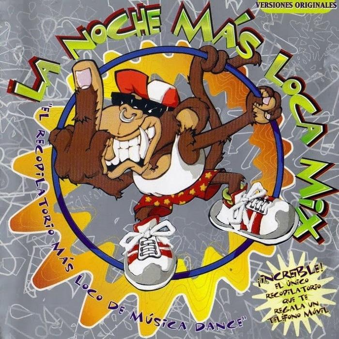 La Noche Más Loca Mix