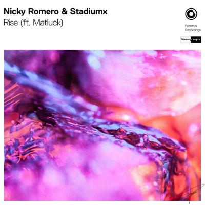 Nicky Romero And Stadiumx Feat. Matluck – Rise