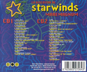 Star Winds 1999 La DiscoStar De Maremagnum Boy Records