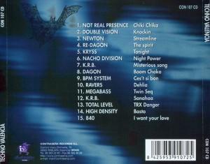 Techno Valencia - Edición Especial 1999 Contraseña Records