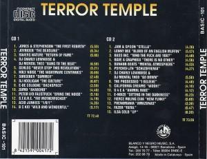 Terror Temple 1994 Blanco Y Negro Music Basic Mix