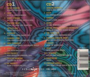 Todo Mix 1996 Más De 2 Horas Con Las Versiones Dance De Los Éxitos Del Año - Dance Pool - Sony Music