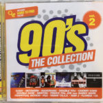90's The Collection Vol. 2 Blanco Y Negro Music 2018