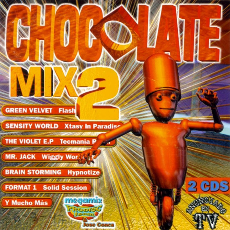 Chocolate Mix 2