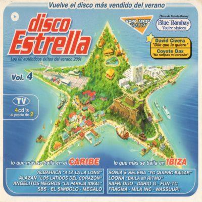 Disco Estrella Vol. 4