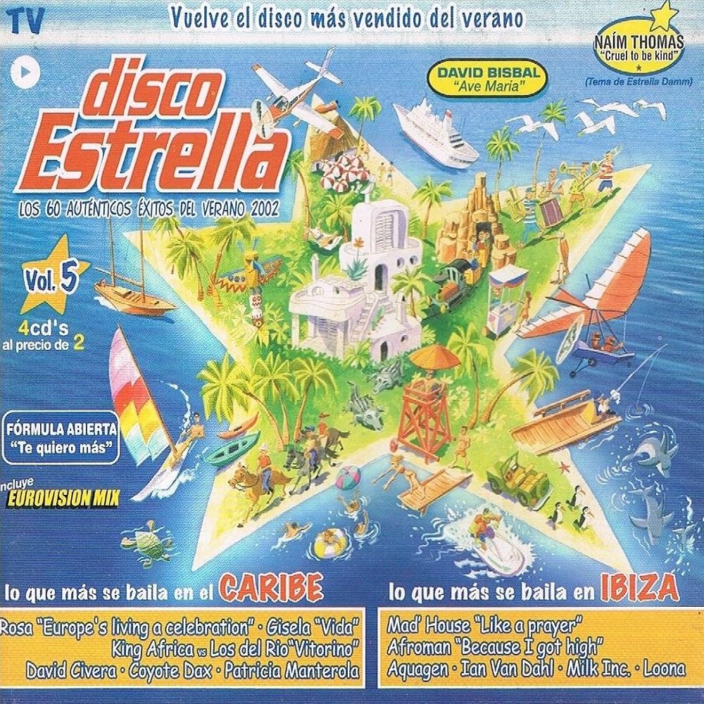 Disco Estrella Vol. 5