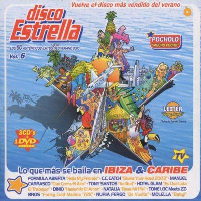 Disco Estrella Vol. 6