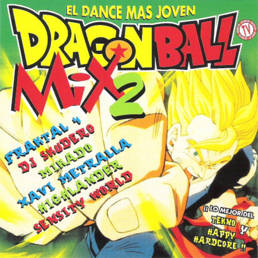 Dragon Ball Mix 2