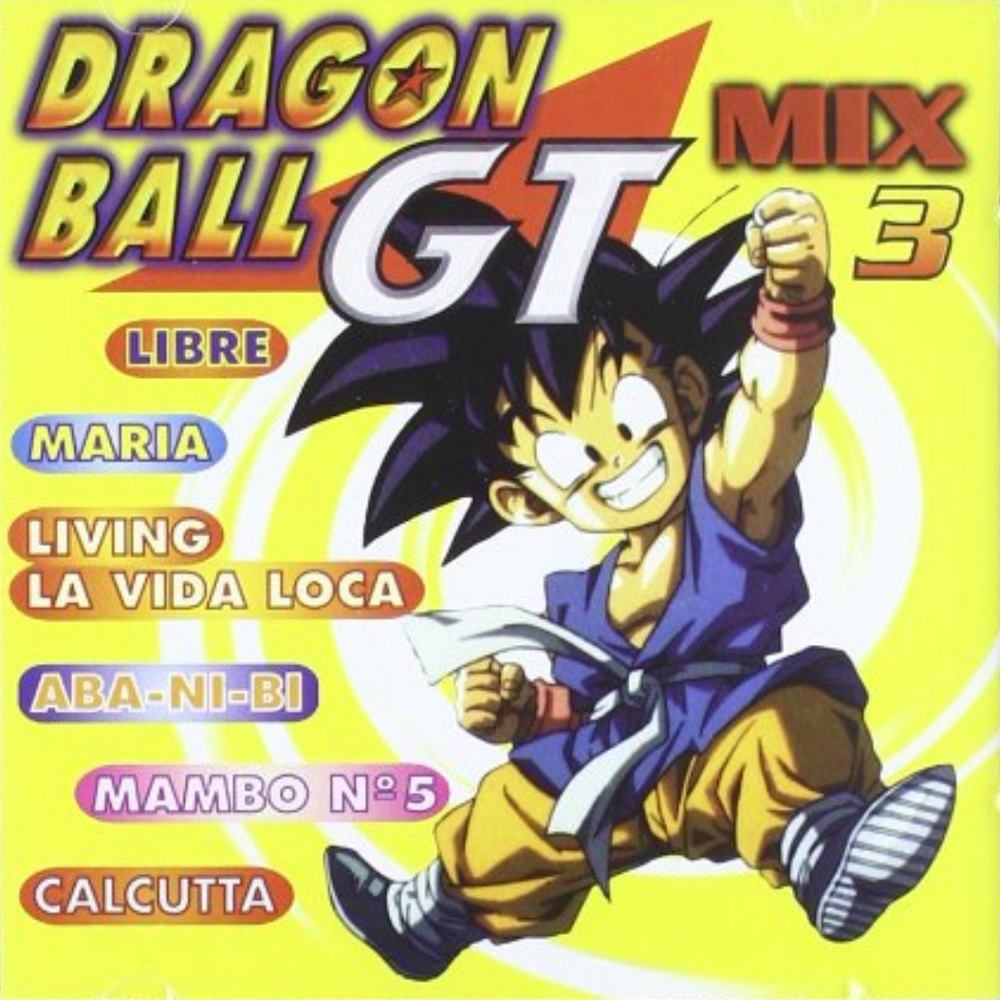 Dragon Ball Mix 3