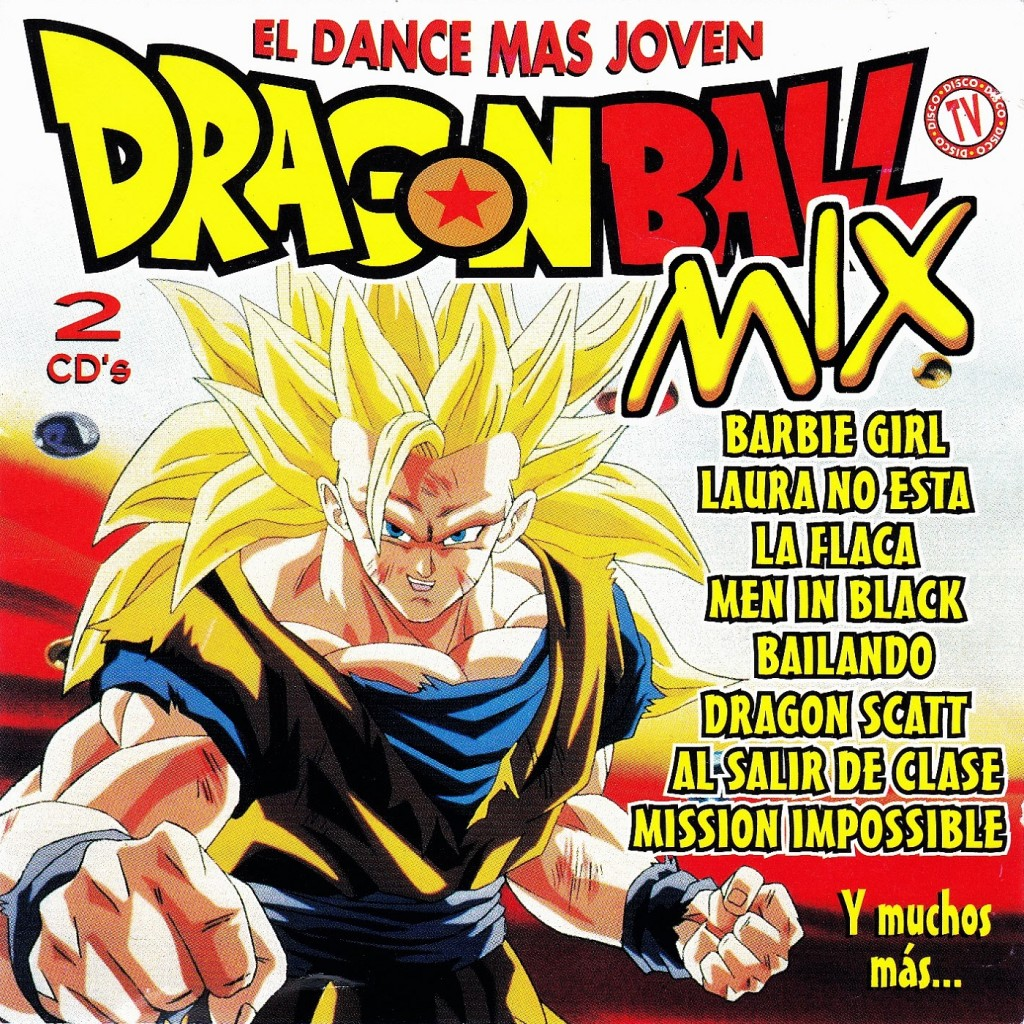 Dragon Ball Mix