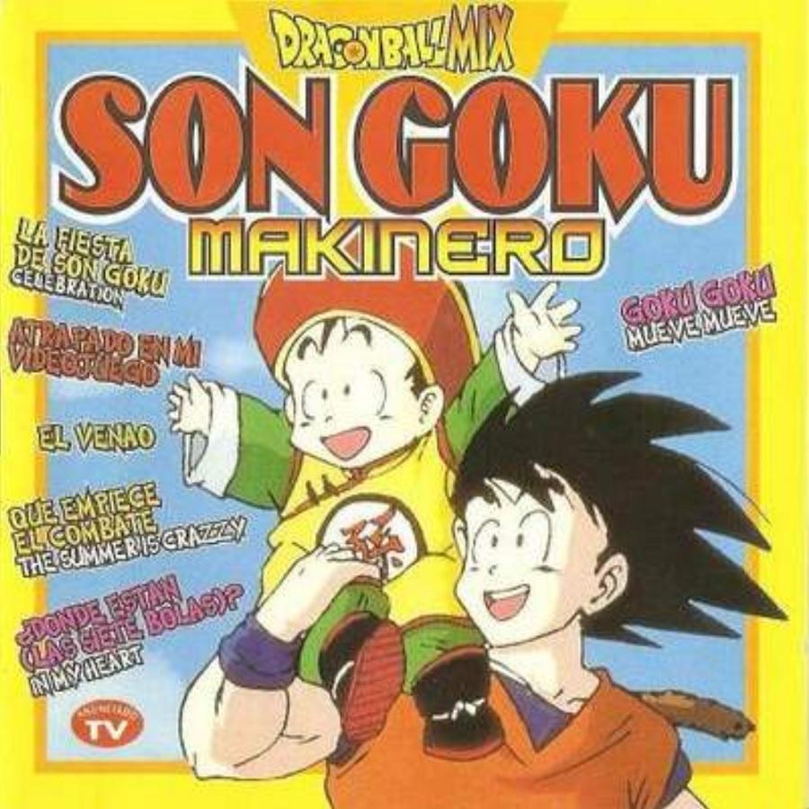 Dragon Ball Mix – Son Goku Makinero