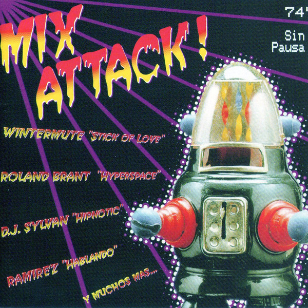 Mix Attack! – Non Stop 97