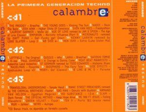 Calambre Techno 1997 Arcade
