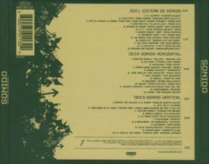 Calambre Techno - Produce Sonido 2001 DRO Warner