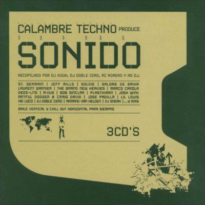 Calambre Techno – Produce Sonido