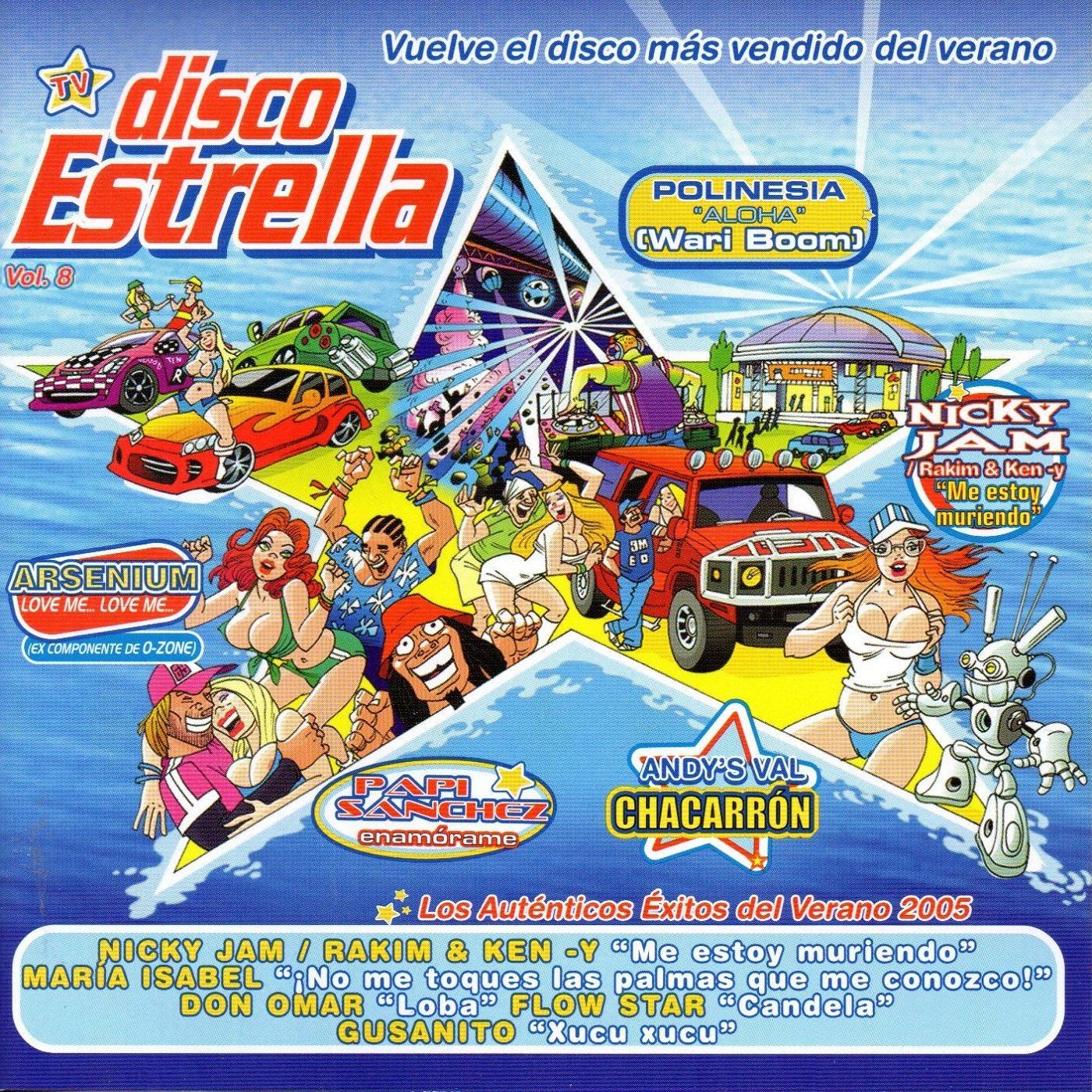 Disco Estrella Vol. 8