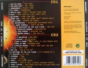 Millennium Top Dance Lo Mejor De Los 90 Arcade 2000
