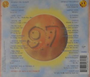 Verano Mix 97 Virgin Records 1997