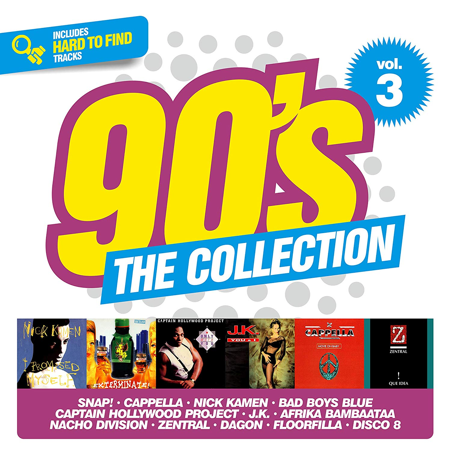 90's The Collection Vol. 3