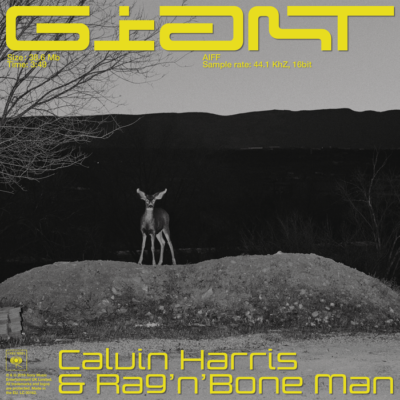 Calvin Harris And Rag'n'Bone Man – Giant